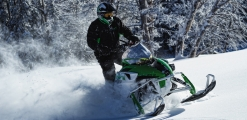 Снегоход Arctic Cat M 8000 153 HARD CORE EVO