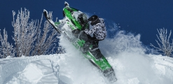 Снегоход Arctic Cat XF 8000 HIGH COUNTRY LTD ES